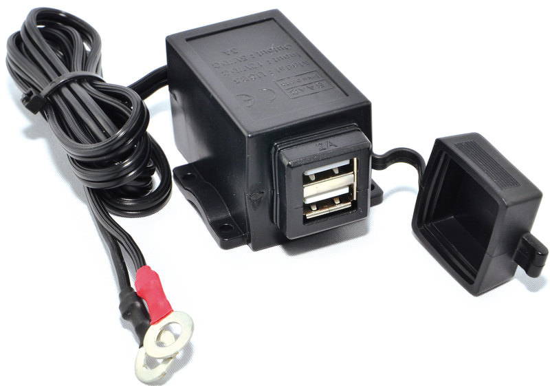 BAAS USB5 USB-DUO-STECK-