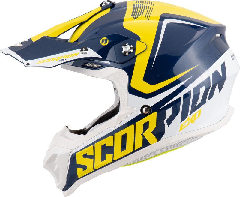 SCORPION VX-16 AIR ERNEE