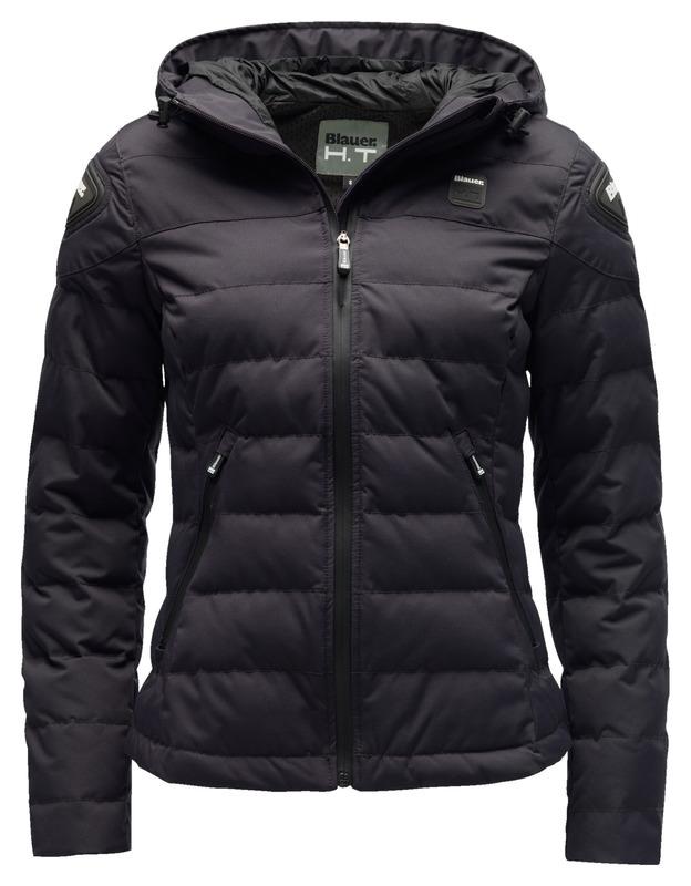 Blauer Easy Winter Jacke