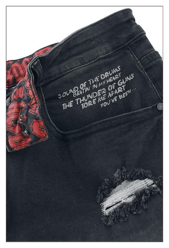AC/DC SHORTS