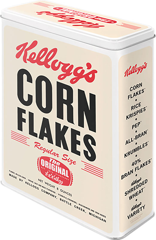 STORAGE BOX KELLOGGS