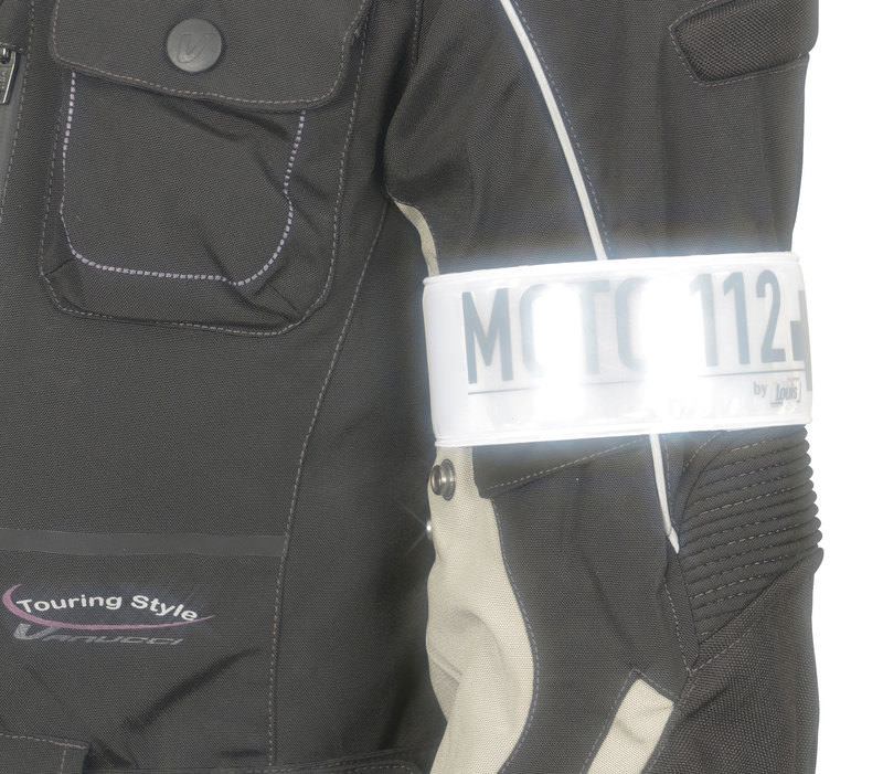 MOTO112+ CLIPON WRISTBAND