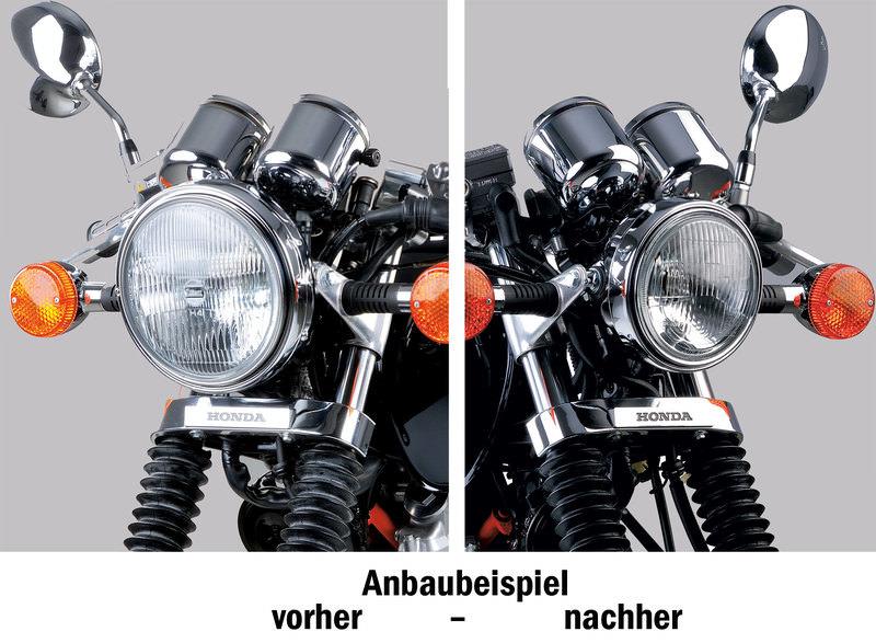 HAUPTSCHEINWERFER MINI H4