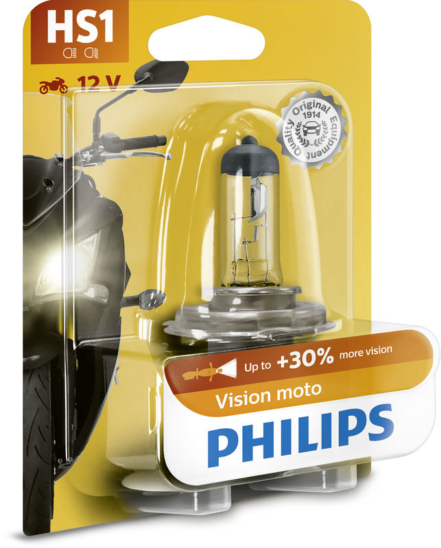 PHILIPS VISION MOTO HS1