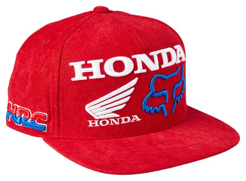FOX HONDA HRC