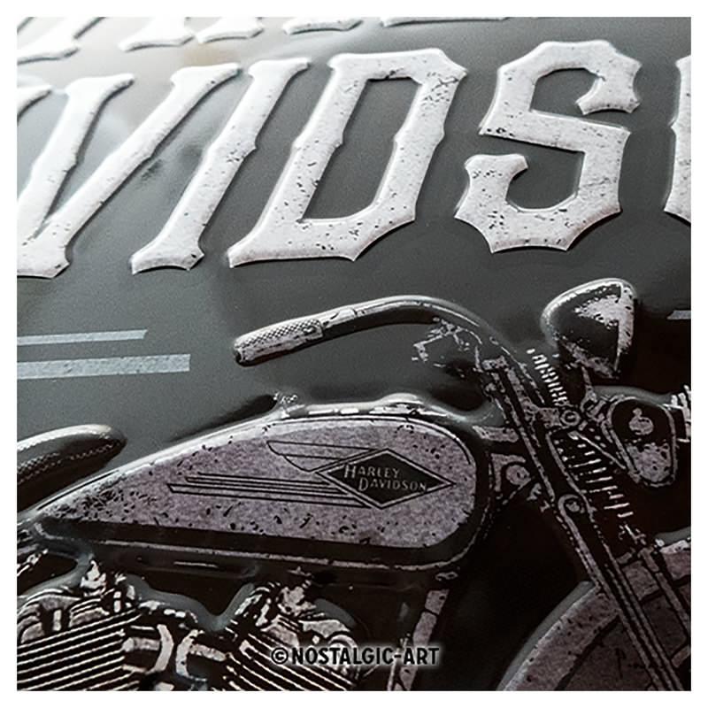 BLECHSCHILD H-D *MOTOR