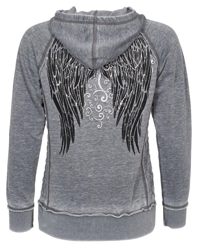 LETHAL ANGEL HOODIE