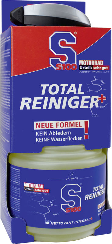 S100 TOTAL-REINIGER PLUS