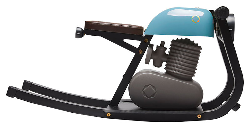 MOTO ROCKER *CAFE RACER*
