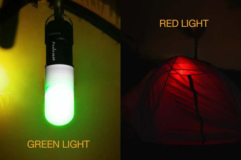FENIX LED-LEUCHTE CL09
