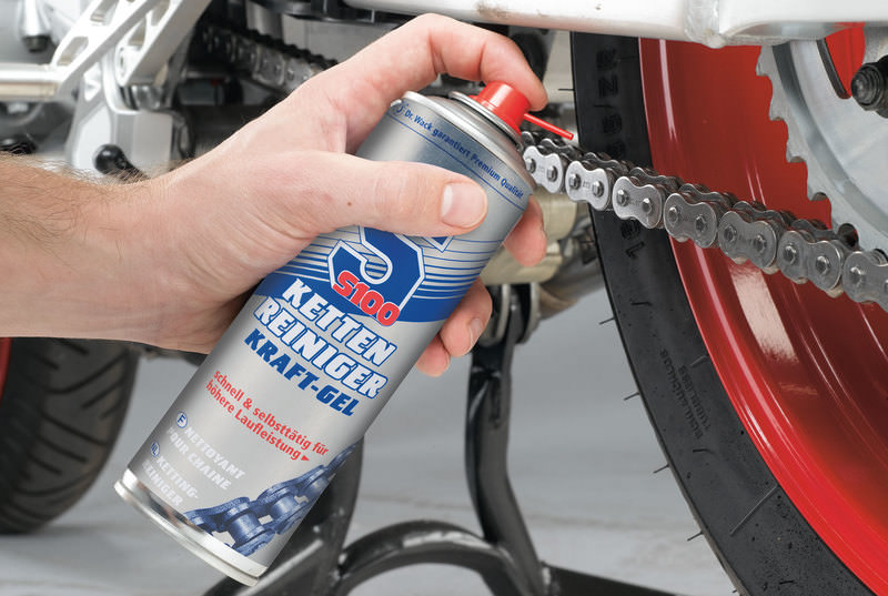 S100 CHAIN CLEANER