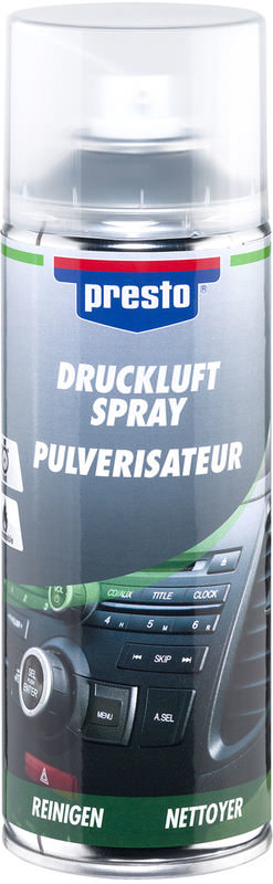 PRESTO COMPRESS.AIR SPRAY