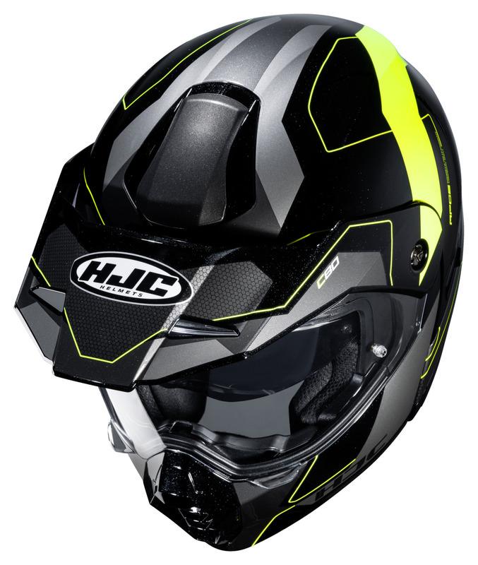 HJC C80 ROX MC4H