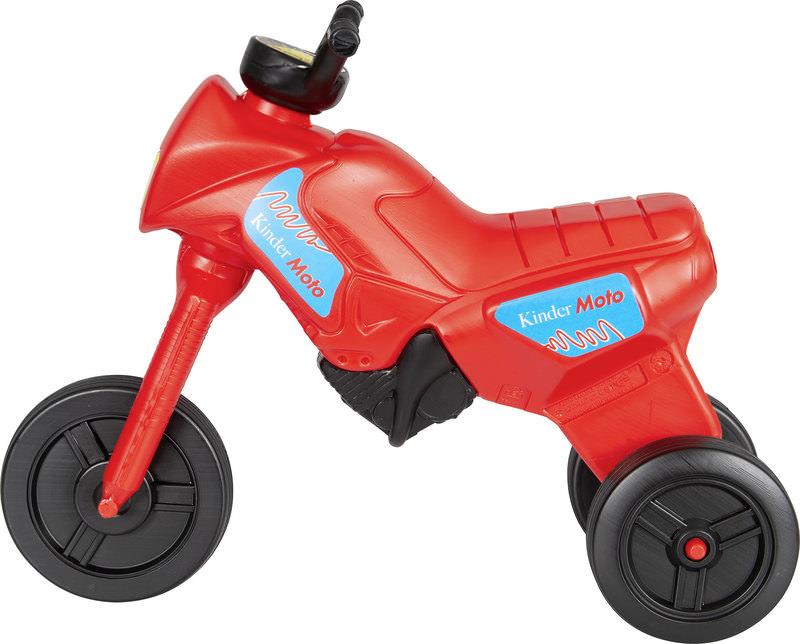 CHILDREN MOTORBIKE, RED