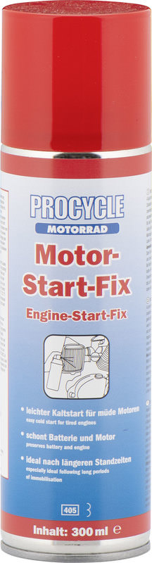 PROCYCLE MOTOR-START-FIX