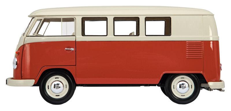 FRANZIS VW BULLI T1