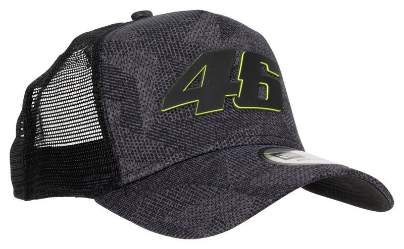 NEW ERA VR46 TRUCKER CAP