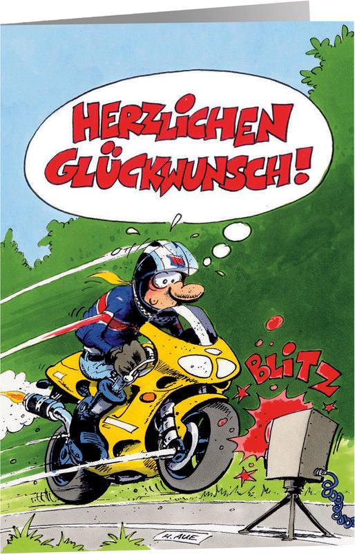 MOTOMANIA GLUECKWUNSCH-