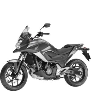 Brembo Upgrade Rear Brake Disc Honda NC750 X 14/>